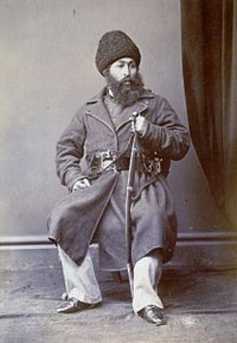 Start of Second Anglo-Afghan War