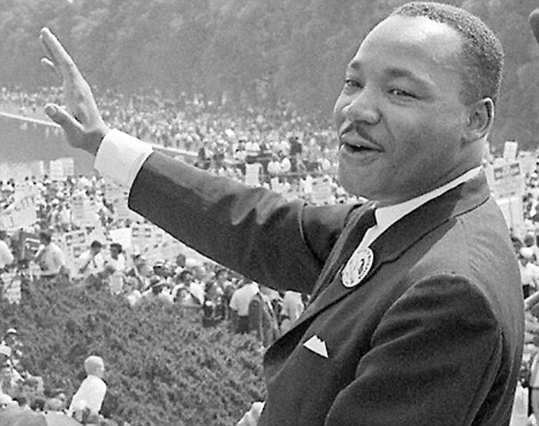MLK launches SCLC