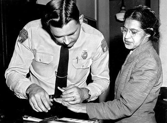 NAACP Rosa Parks