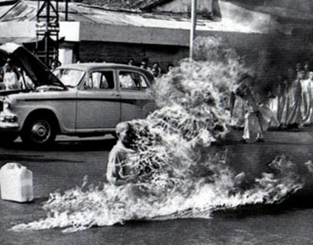 Buddhists Protest