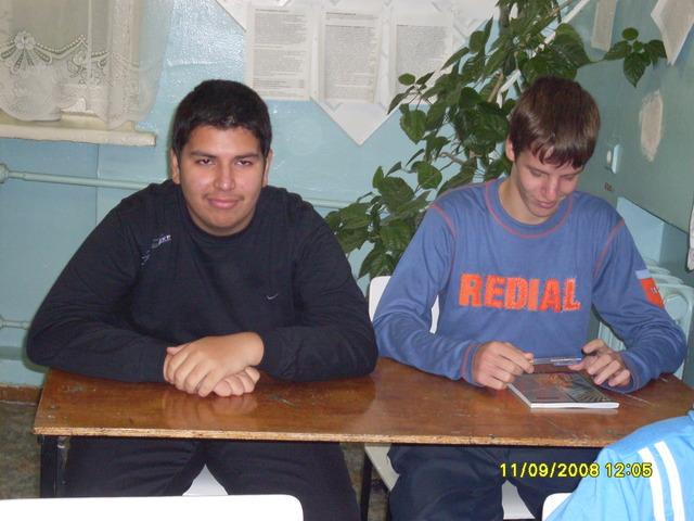 Start of study in polytechnik