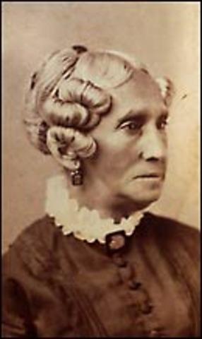 Maria W. Stewart of Boston Publicly Speaks AGAINST SLAVERY.
