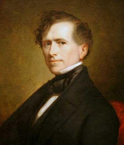 President Pierce Reinforced His Pro-Slavery Stance