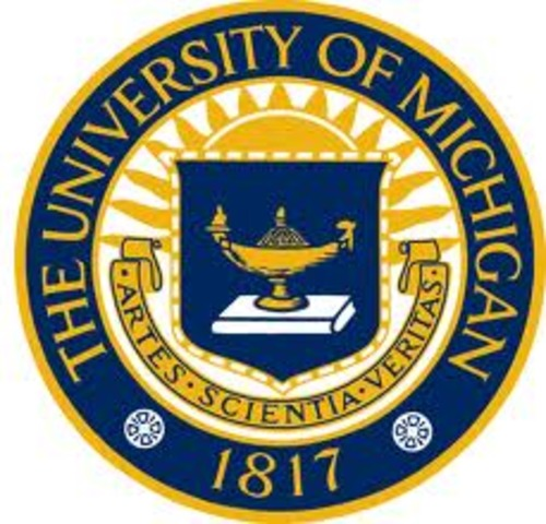Starts University of Michigan