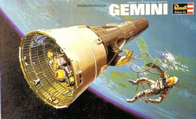 NASA announced the Gemini Program
