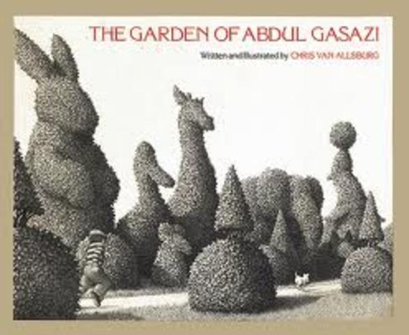 1st, The Garden of Abdul Gasazi published 1979