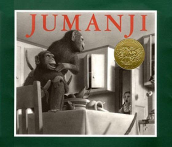 2nd Jumanji Published 1981 1 of 5