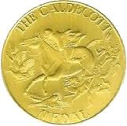 Jamanji Wins Caldecott Medal