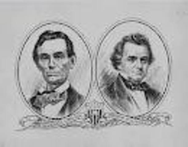 Lincolns Inaugural address