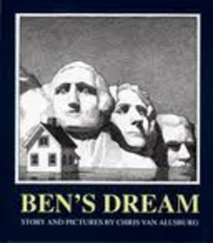 3rd Bens Dream published 1982