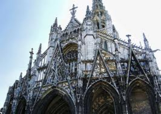 Saint-Maclou [Rouen, France, 1500-1514]