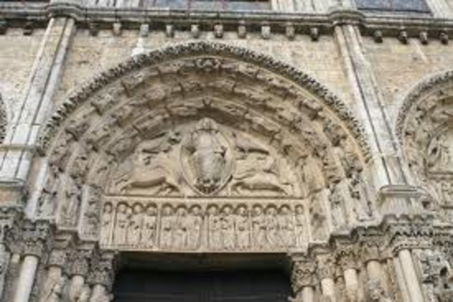Royal Portals at Chartres Cathedral