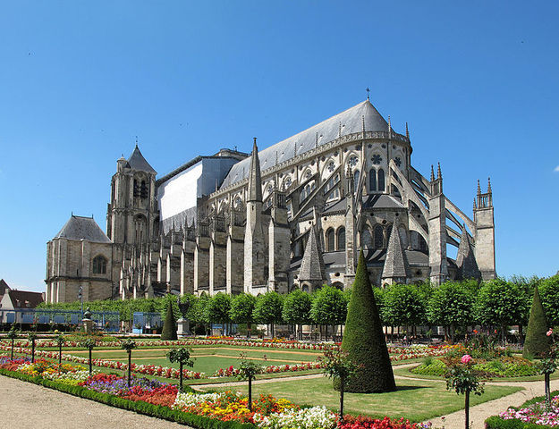Cathedral of Saint-Stephen, Bourges