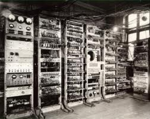 Manchester Baby Computer & The Williams Tube