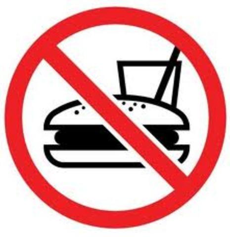 decision: No voy a comer