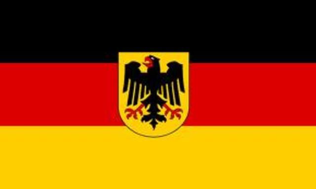 world history event: German war