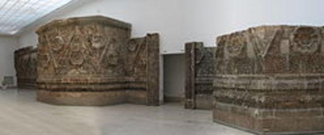 Umayyad Palace in Mshatta