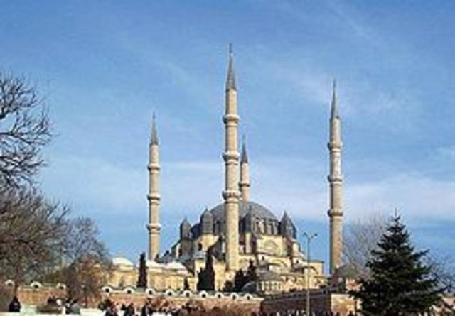 Sinan, Mosque of Selim II