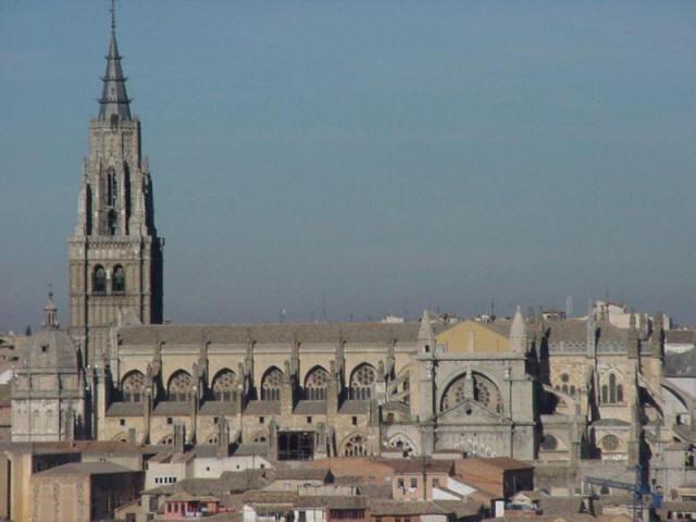 Gótico en Toledo