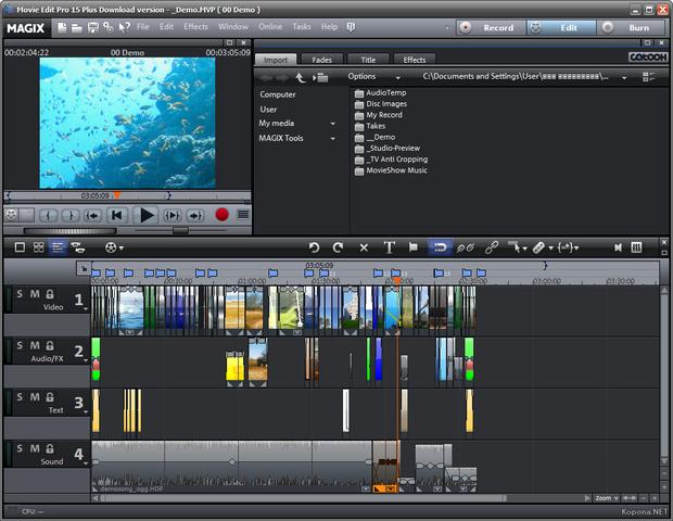 Preliminary Cutting & Editing Begins