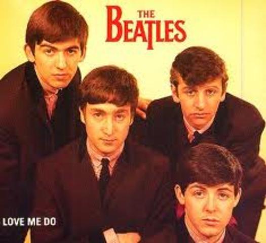 acheivment:The Beatles first single