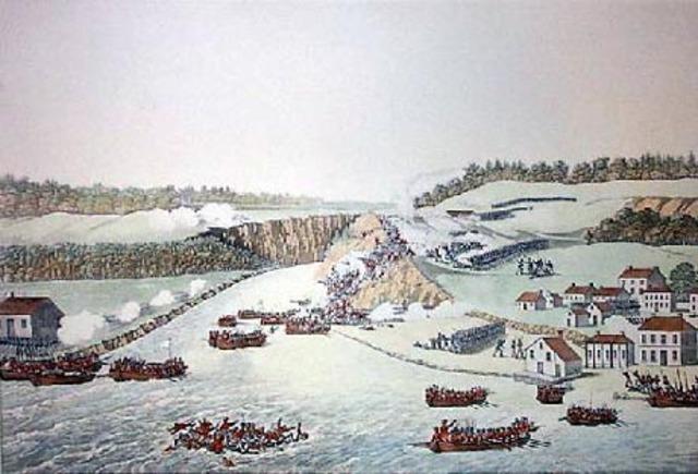 Capturing Fort Washington,NY