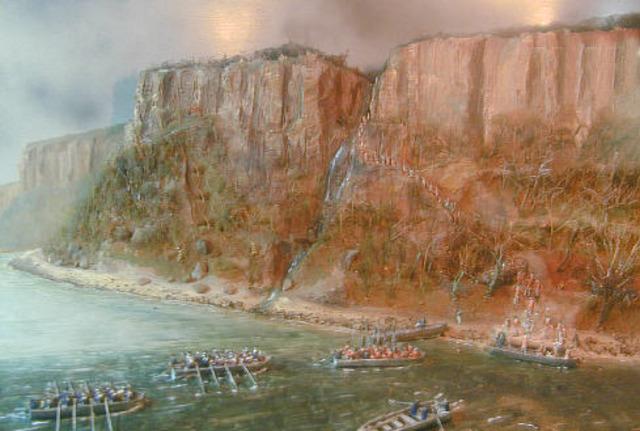 Capturing Fort Lee