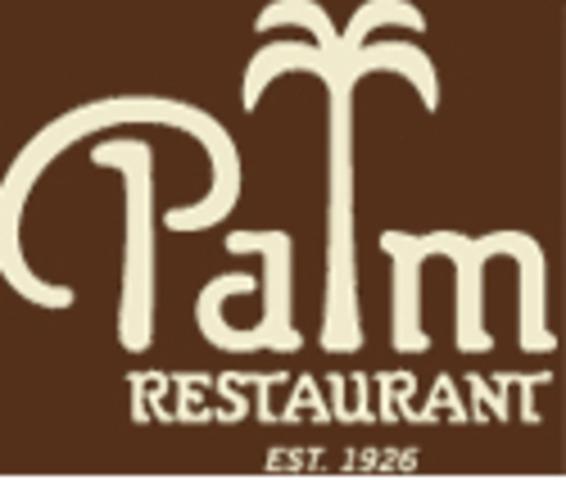 Palm Restaurant*