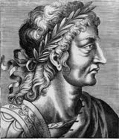 Serivius Tulius 534-579
