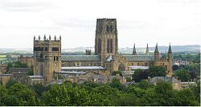 Durham Cathedral [Durham, England, begun 1093]