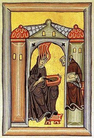 Hildegard von Bingen's Vision
