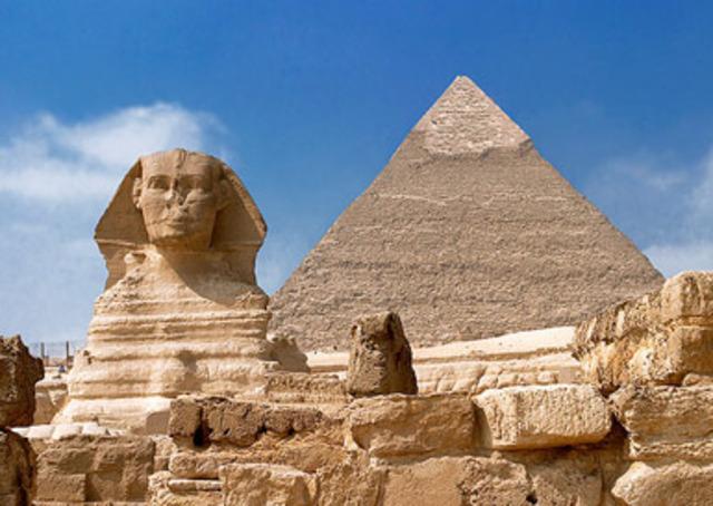 Arabs Conquer Egypt