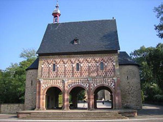 Lorsch Gatehouse