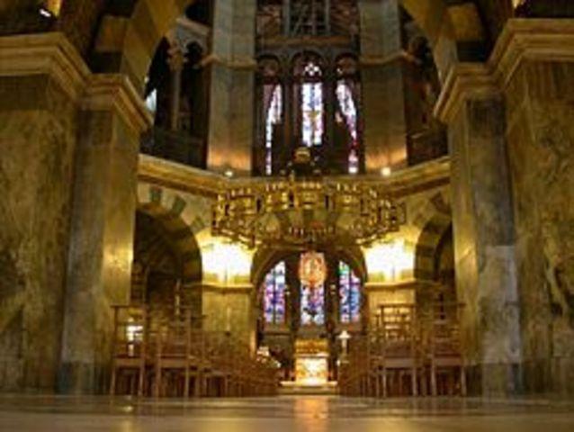 Odo of Metz [Palatine Chapel, Aachen, Germany, 792-805]