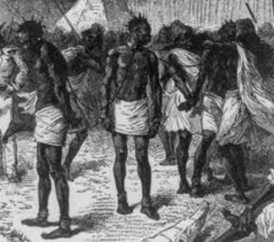 Islamic Slave Trade