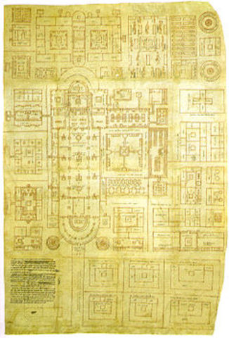 Plan of St. Gall