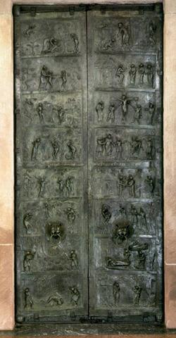 Bishop Bernward Doors