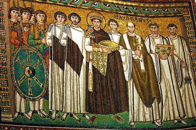East Roman Empire Overthrown