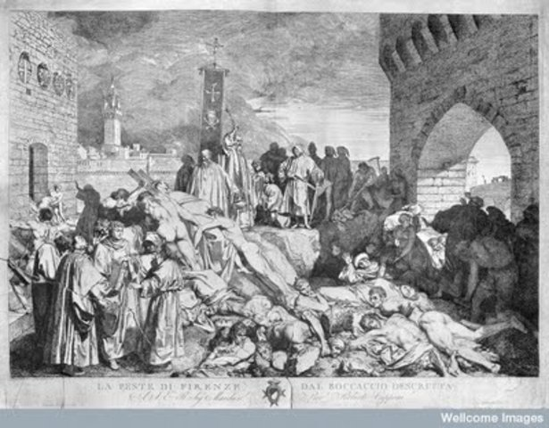 The Plague of Emmaus--- in ALL seriousness