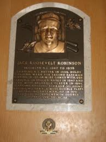 First African American in Baseball Hall of Fame