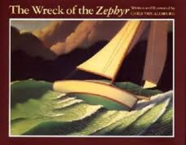 4th The Wreck of the Zephyr  2 of 5