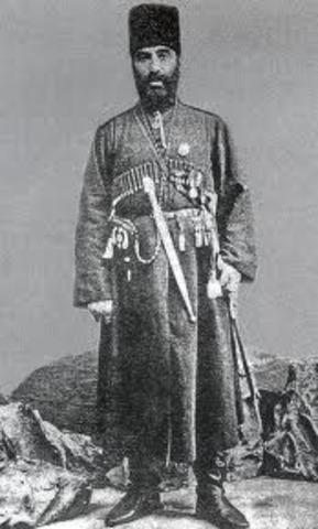 Jafar Kuli Aga Javanshir