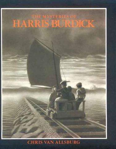 5th The Mysteries of Harris Burdick