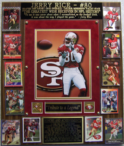 Jerry Rice the Greatest Wide-Reciever