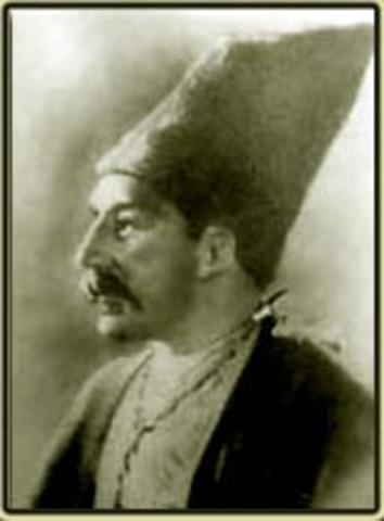 Mirza Shefi Vazex