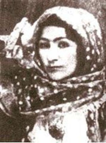 Khurshud banu Natavan