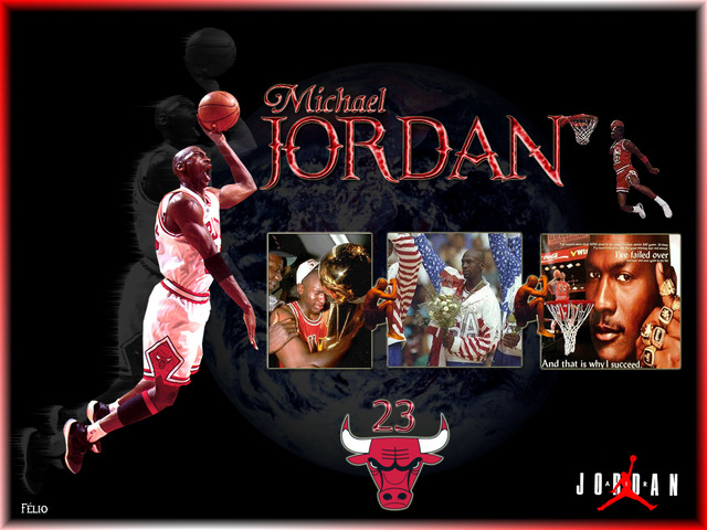 Jordan the Greatest of all time