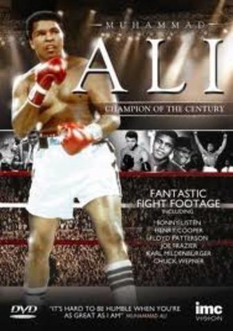 Ali the greatest boxer at his peak