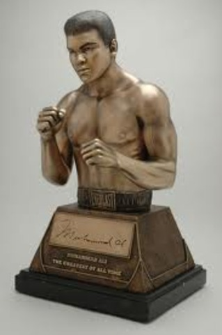 Ali the greatest boxer at his peak continued