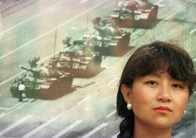 Chai Ling: Hope for the Hunger Strike.
